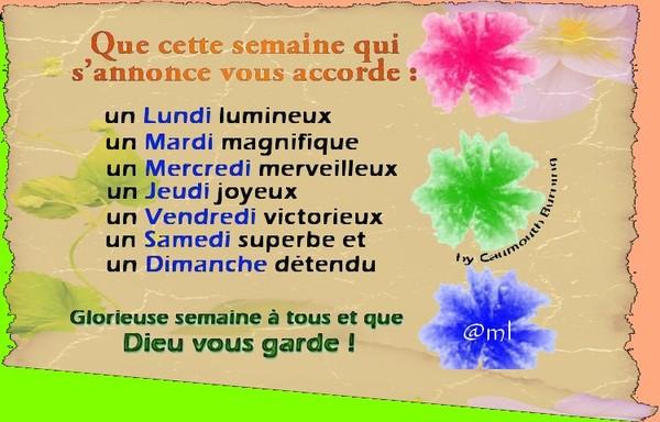 Bon Lundi 03bab6b9