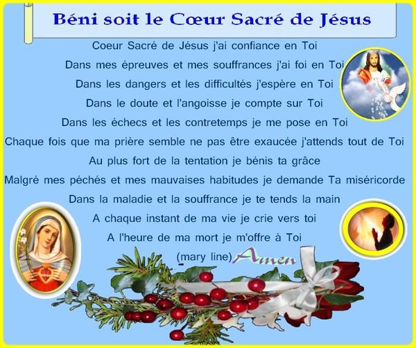 Prière pour une journée bénie en Jésus Christ 80393d06
