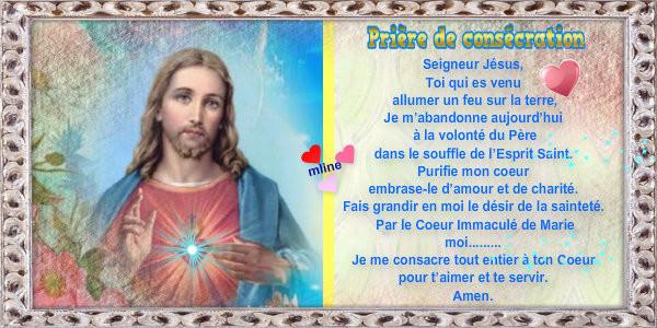 Pour vivre la Fête du Sacré Coeur avec maman Marie méditons  LE CHAPELET A501cf58